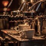 Náš kávovar Faema e61 r.v. 1963
