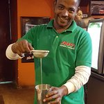 It is always Happy Hour at Jobos Sports Bar and Restaurant.