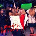Monday Night Party at Jobos. Live music, dancing and romancing.