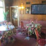 in the Graziemille restaurant