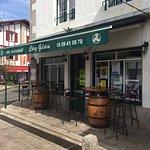Devanture- Bière basque artisanale fabrication à Ascain - Chipiron piment 🌶 oignons puis roulea