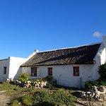 Kassiesbaai village house