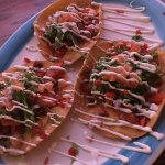Great burgers and you must try the smoked salmon tostadas!!
