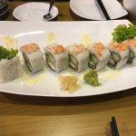 The Sushi Bar Samurai
