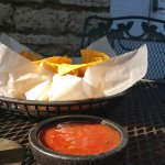 Chips and Salsa at Las Piramides Centerville