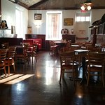 Dining and Bar Areas at Las Piramides Centerville