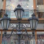 High street brands in the street