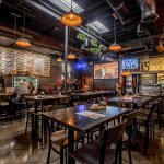 Casual vibe & craft beer & great food