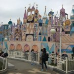 Its a small world facade