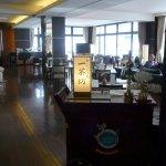 Large, lovely lobby