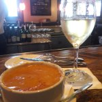 House White Wine & Lobster Bisque A Perfect Pair