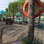 Foto de Hotel Vila Ombak
