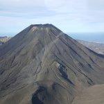 le volcan Ngauruhoe: La montagne du Destin du Seigneur des Anneaux.