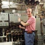 USS Bowfin Controls