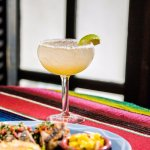 Our Classic Margarita on the rocks