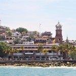 Puerto Vallarta from the boat