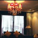 Napoleon room lounge room