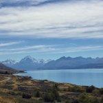 Photo de Lake Pukaki