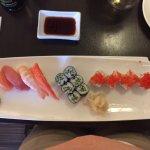 Sushi Starter Menü