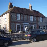 Walkers and cyclists are made welcome at this lovely country pub in the Ems Valley near Chichest