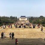 Photo de Sun Yatsen Mausoleum (Zhongshan Ling)