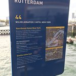 Watertaxi, Rotterdam, the Netherlands