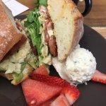 Foto de Blue Dot Cafe