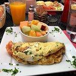 L'Atlantique omelet