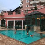 Cavallino Bianco Family Spa Grand Hotel Foto