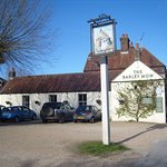 The Barley Mow is an attractive country pub (with Skittle Alley) in the South Downs National Par