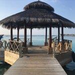Photo de Cinnamon Dhonveli Maldives