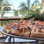 The Revolution Pizza Shop, bringing New York Hard Core Pizza to the Beach In Luquillo Puerto Ric