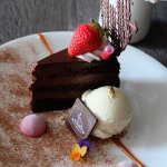 Chocolate Mousse Cake - One of our best selling dessert!