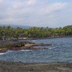 Lava Rocks area