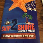 Ship 2 Shore Seafood & Steaks