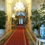 Grand Hotel Des Iles Borromees - the main hall