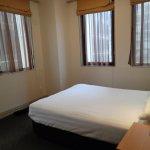 Suite : chambre.