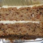 Carrot cake to-go