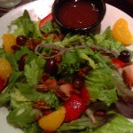Strawberry Pecan salad - Awesome