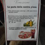 Photo de Ai Veneziani Pizz.