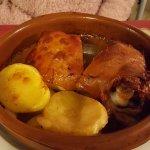 Foto de Restaurante medieval segontia