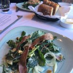 Pear and Kale Salad, Price Fixe Menu
