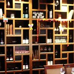 Our Famous Wine Wall