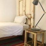 Julia's studio, my amazing room