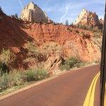 Zion Shuttle Foto