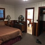 Charming little old school motor lodge cottages updated on the inside. A great blend of old scho