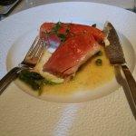 Lunch at Le Bernardine
