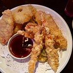 Shrimp Tempura Plate