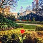 Foto de Jardin du Petit Sablon