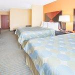 2 Queen Bed Suite Room with Sofa Sleeper